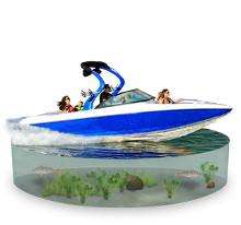 Inboard Ski/Wakeboard Boats