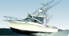 Sportfishing Boats