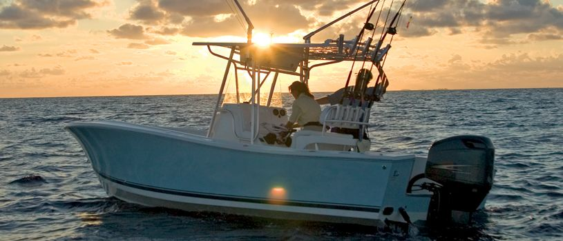 Embeded boat details for Best center console fishing boats