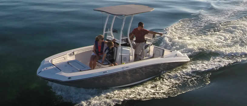layout open water boats center console buyers guide discover boating