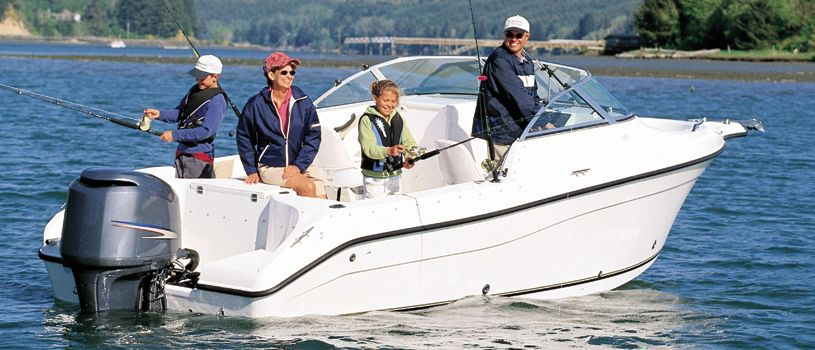 Fish ski boats discover boating canada for Fish and ski boat