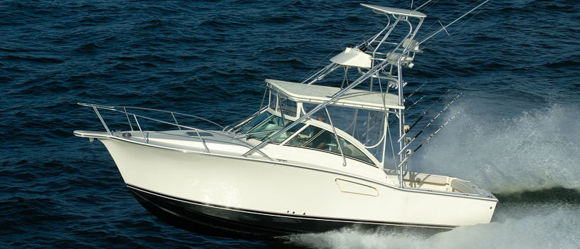 Sport fishing boats buyers guide discover boating for Sport fishing boats