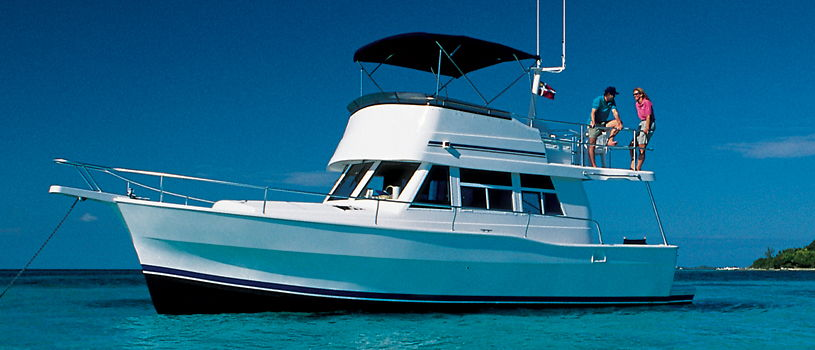 Recreational Trawlers Are Pleasure Boats Ideal For Long Range Cruising