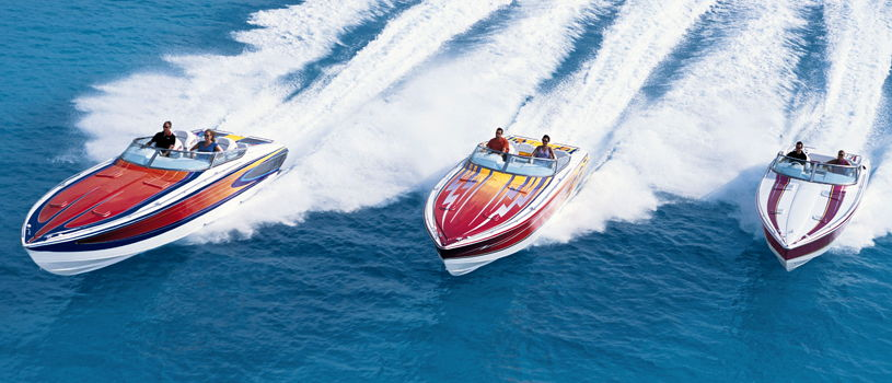 High Performance Boat