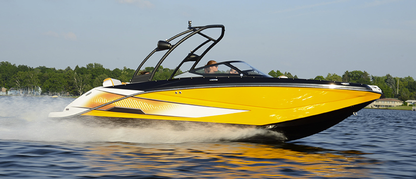 Jet boats buyers guide discover boating for Offshore fishing boat manufacturers
